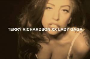 Lady Gaga mostra prévia de clipe rodado em SP: cantora dança sensual em banheira