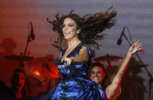 Rock in Rio: Ivete Sangalo brinca com Beyoncé: 'Comigo é de igual pra igual'