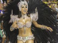 Anitta quer R$ 100 mil por mês e pode perder cargo de rainha da Mocidade