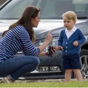 Bronca de Kate Middleton em príncipe George vira meme nas redes sociais
