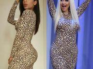 Anitta repete vestido Givenchy de R$ 7 mil usado por Christina Aguilera