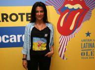 Cleo Pires e Antonia Morais marcam presença no show dos Rolling Stones, no Rio