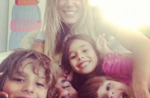 Vitor Belfort é 'nocauteado' pelos filhos: 'Melhor ataque que já sofri'
