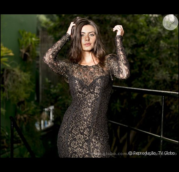 Letícia Wiermann, filha do jornalista Datena, fará estreia na TV Globo no programa 'Domingão do Faustão'