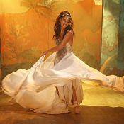 Camila Pitanga fala sobre dança de Isabel em 'Lado a Lado': 'Preparação intensa'