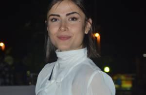 Maria Casadevall diz que está solteira e afirma: 'Sou bem resolvida e romântica'