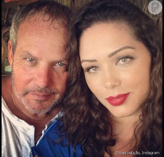 Jayme Monjardim vai realizar o sonho de Tânia Mara e se casará com a cantora no segundo semestre de 2014, na igreja