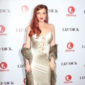 Lindsay Lohan se recusa a beijar boca de Charlie Sheen em filmagens