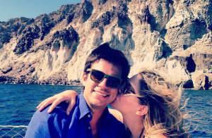 Luma Costa fala sobre a vida de casada: 'Ainda estou em lua de mel'