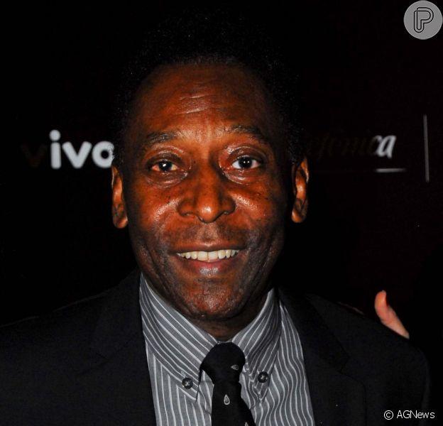 Pelé comemora 73 anos nesta quarta-feira, 23 de outubro de 2013