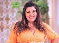 Fabiana Karla comemora 38 anos com personagem plus size em 'Amor à Vida'