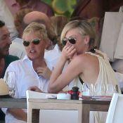 Ellen DeGeneres curte fim de ano com a mulher, Portia de Rossi, em St. Barths