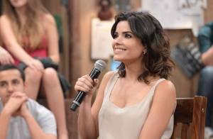 Vanessa Giácomo sobre reação do público em relação à Aline: 'Merece apanhar'