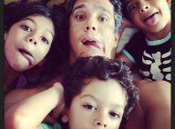 Márcio Garcia sobre 4ª gravidez da mulher: 'Beijo no rosto só de camisinha'