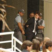 'Sangue Bom': veja fotos de Tito (Rômulo Netto) sendo preso no último capítulo