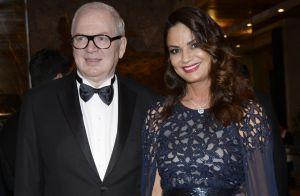 Luiza Brunet nega acusações de agressão ao ex-marido Lírio Parisotto: 'Levianas'
