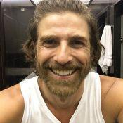 Reynaldo Gianecchini muda visual para novela. Relembre outros cabelos do ator!