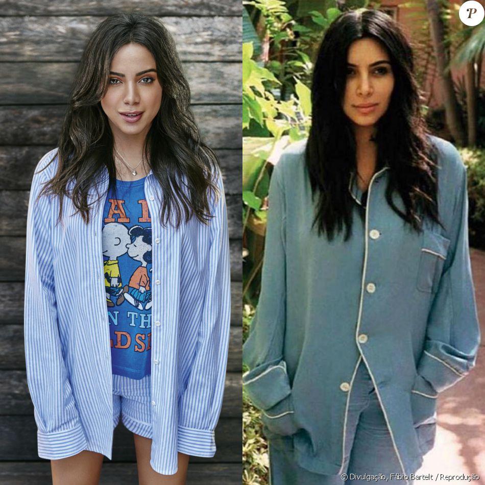 a7d2daf29 Anitta é criticada por uso de photoshop em ensaio e é comparada à Kim  Kardashian