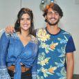 Brenno Leone e Giulia Costa  ficaram juntos durante cerca de seis meses, e terminaram em junho