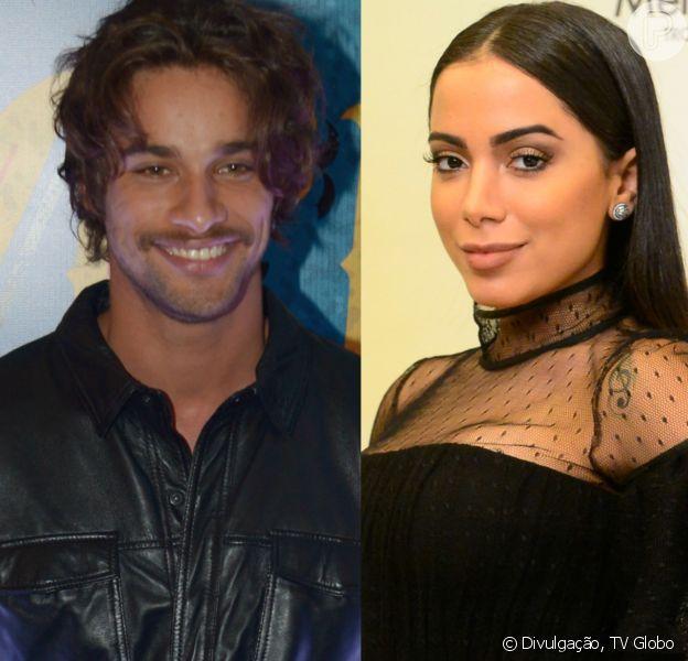 Anitta e Pablo Morais terminaram o namoro em junho: 'Desde a festa do Neymar que eles estão separados. Mas só agora isso vazou'