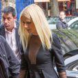 Gwyneth Paltrow usou macacão assinado por Barbara Casasola para coletiva de 'Homem de Ferro 3'