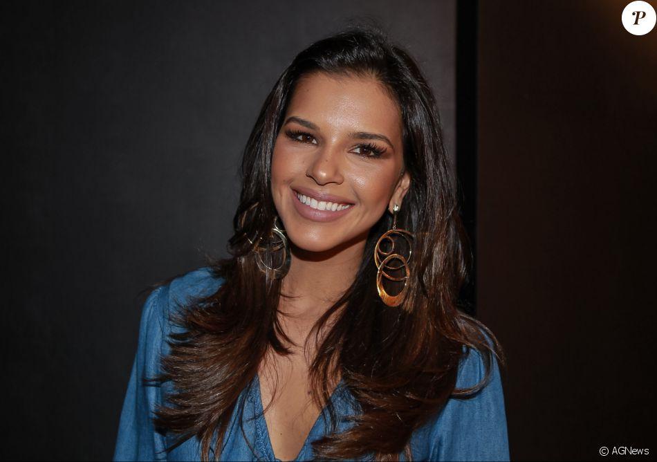 Mariana Rios falou sobre o fim do namoro com Patrick Bulus, novo par de Grazi Massafera, em um evento de beleza