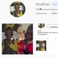 A filha adotiva de Bruno Gagliasso e Giovanna Ewbank, Titi, já tem fã-clube nas redes sociais
