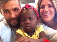 Bruno Gagliasso e Giovanna Ewbank posam com a filha pela primeira vez: 'Vaidosa'