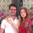 Marina Ruy Barbosa e o namorado, Xandinho Negrão, já pensam em oficializar o relacionamento