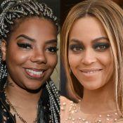 Ludmilla se diverte após ser confundida com Beyoncé: 'Será que sabe que existo?'