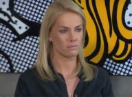 Ana Hickmann chora ao falar do cunhado denunciado por homicídio: 'Herói'