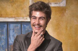 'Rock Story': Rafael Vitti estuda canto para viver astro da música em novela