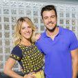 Giovanna Ewbank e Joaquim Lopes foram anunciados como novos repórteres do 'Vídeo Show' em junho de  2015