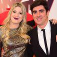 Marcelo Adnet completou seis anos de casado com a mulher, Dani Calabresa, em maio deste ano