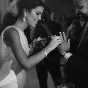Mariana Gross, do RJTV, se casa em festa com clima carioca: 'Foi maravilhoso'