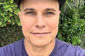 Edson Celulari mantém otimismo em tratamento contra o câncer: 'Busca da vitória'