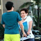 Claudia Rodrigues segue em recuperação após transplante: 'Resposta rápida e boa'