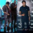 Neymar virou assunto na web no domingo, 17 de julho de 2016, ao aparecer no 'Domingão do Faustão' com tênis brilhoso da grife Giuseppe Zanotti. O jogador também usou a peça durante sua passagem pelo  Brasil para curtir um show em São Paulo