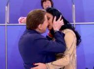 Helen Ganzarolli comenta simulação de beijo com Silvio Santos: 'Fiquei tensa'
