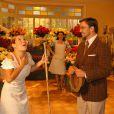 Em 'Alma Gêmea', de 2005, o ator contracenou com a atriz Fernada Souza: a trama atingiu uma das maiores audiências do horário das 18h em toda a história das novelas da Globo. Em setembro de 2005, já era o segundo programa mais assistido do Brasil