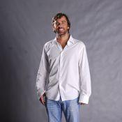 Marcelo Faria faz 42 anos retomando parceria com Luana Piovani em série para GNT