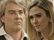 'Haja Coração': Fedora expulsa o pai de casa e Aparício ameaça dar palmadas