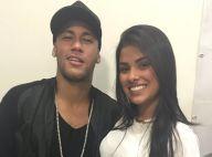 Ex-BBB Munik elogia Neymar após foto com jogador: 'Fofo, mas é só amizade'