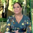 Susana Vieira pediu: 'Mais amor, por favor'