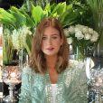 Marina Ruy Barbosa posou em hotel da Tailândia durante sua viagem de férias
