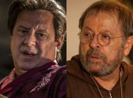 'Velho Chico': Afrânio se irrita com homenagem a Belmiro e ameaça padre de morte