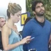 Grazi Massafera é vista com Patrick Bulus em aeroporto no Rio. Veja fotos!