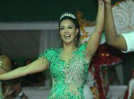 Carnaval 2017: Milena Nogueira é coroada rainha de bateria do Império Serrano