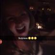 Munik mostrou o encontro com Ana Paula Renault em vídeos e legendou: 'Surpresa'