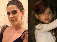 Mariana Goldfarb elogia filha do namorado, Cauã Reymond: 'Relação espontânea'